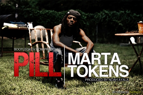 Pill- Marta Tokens