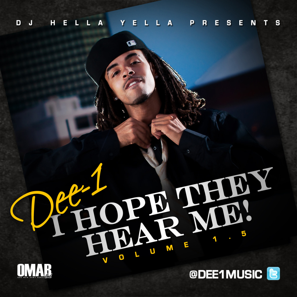 DEE-1 SAYS THANK YOU WITH FREE MIXTAPE DOWNLOAD,