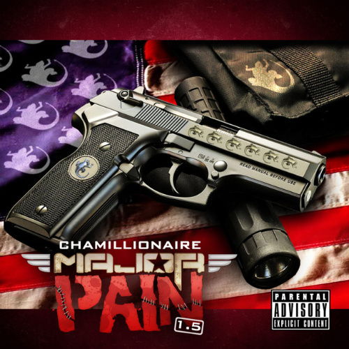 CHAMILLIONAIRE NEW MIXTAPE - 