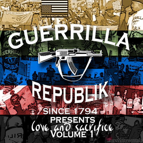 Guerrilla Republik's new hip hop compilation