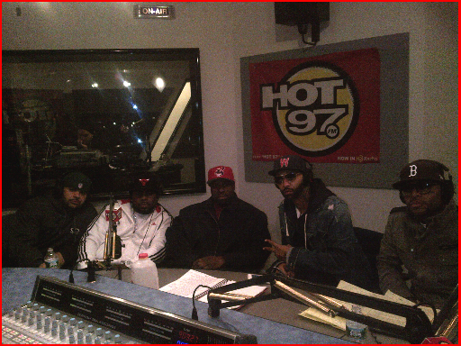 Slaughterhouse Hot 97 Funk Flex Freestyle (Part 1 & 2)