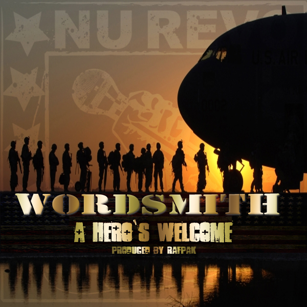 Wordsmith Drops Track For The Troops