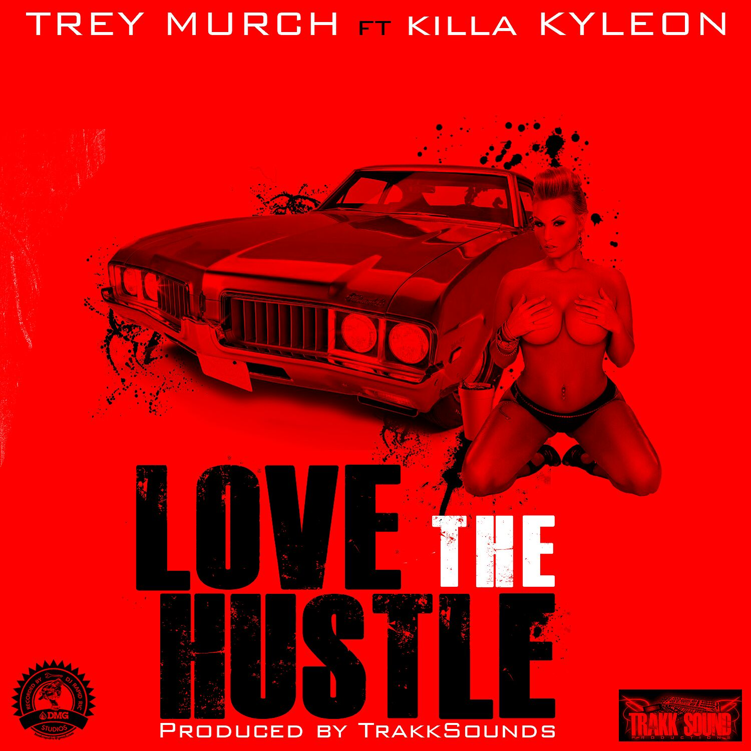 Trey Murch (feat. Killa Kyleon)