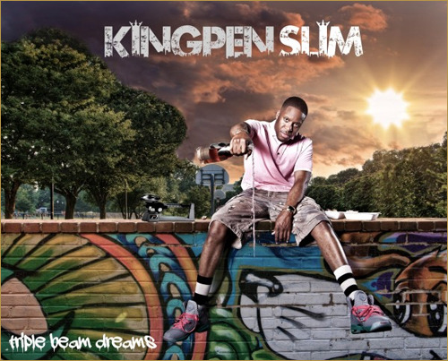 Kingpen Slim - Triple Beam Dreams (Album ft. Styles P.,No Malice, Jim Jones,Tabi Bonney, Black Cobain, & more.)