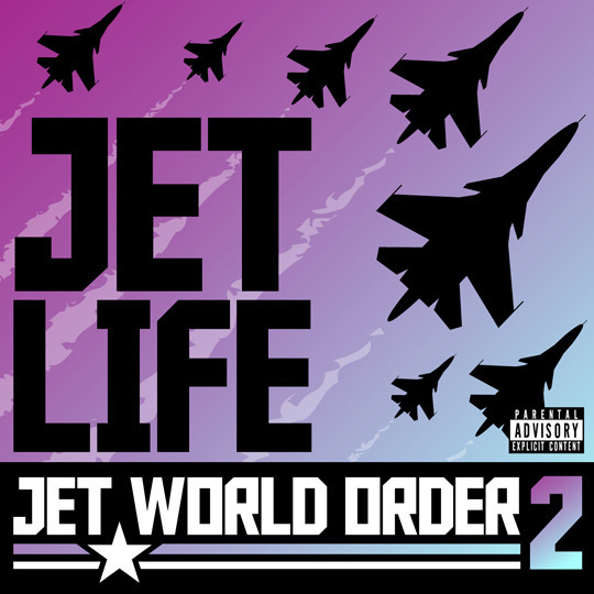 Jet Life 'Jet World Order 2' (Album Trailer x Artwork) / Album Avail. November 20th