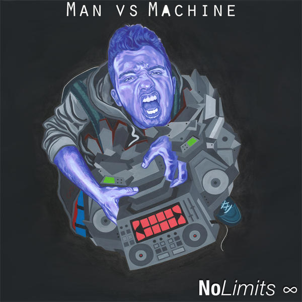 No Limits - Man vs Machine EP