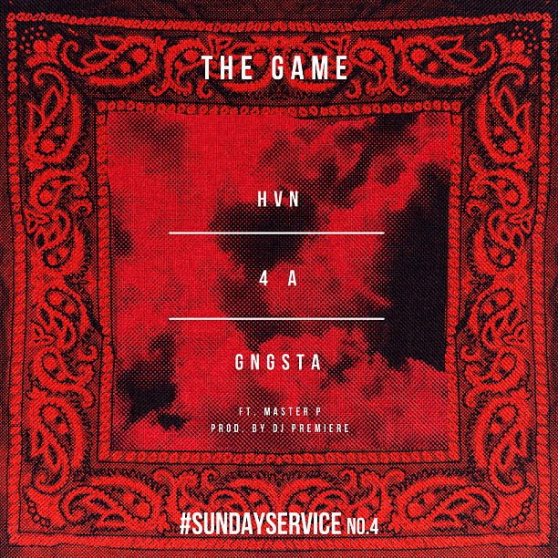 The GAME ft. Master P - Hvn 4 A Gngsta (Prod. DJ Premier)