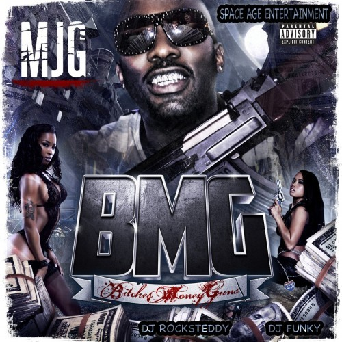 [Artwork] MJG – Bi-ches Money Guns