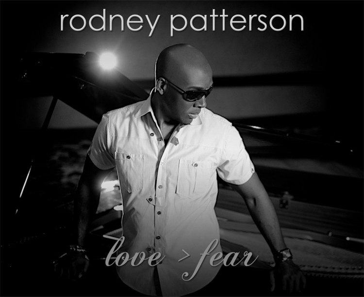 Rodney Patterson Release Debut Album 'LOVE > FEAR'