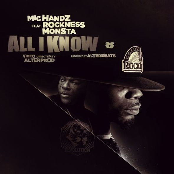 Mic Handz (ft. The Rockness Monstah) - 