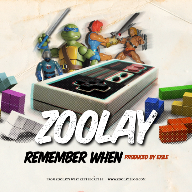 ZOOLAY - Remember When  Produced by EXILE
