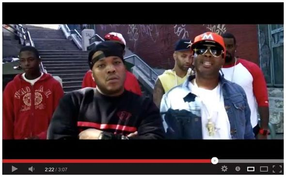 Mr. Melody and Styles P connect on