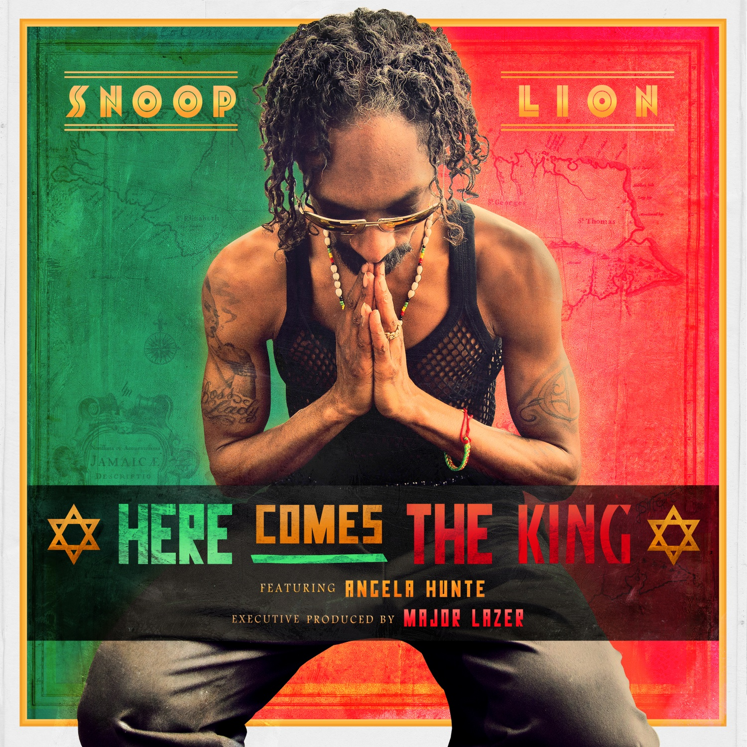Snoop Lion - Here Comes The King feat. Angela Hunt