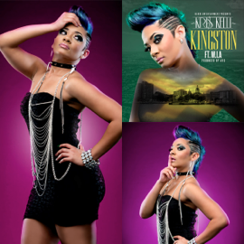 "JAMAICAN POP STAR KRIS KELLI  RELEASES NEW SINGLE ""KINGSTON"" FEATURING M.I.A."