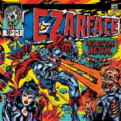 "Video: CZARFACE (Inspectah Deck & 7L & Esoteric) ""Air 'Em Out"""