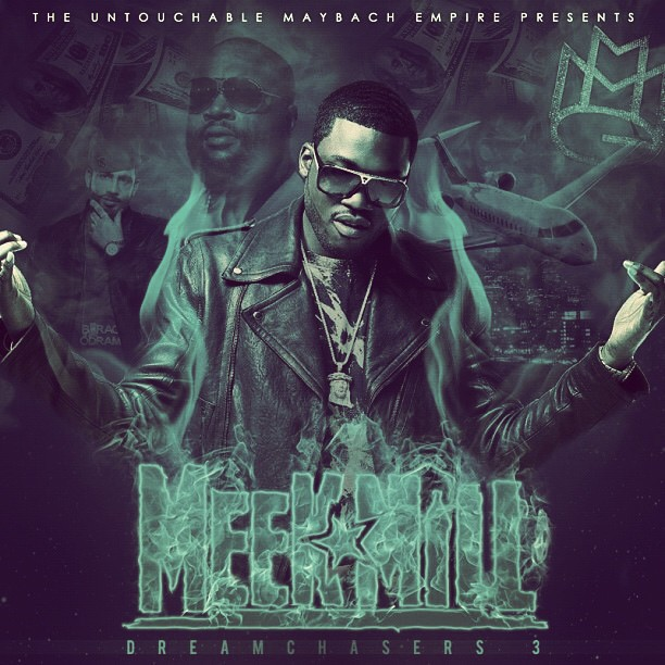 [Artwork] Meek Mill – Dreamchasers 3
