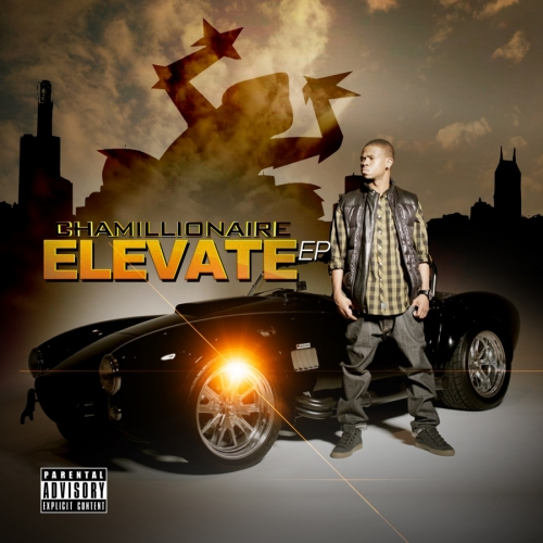 Artwork: Chamillionaire – Elevate EP