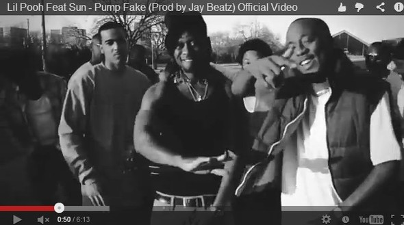 Lil Pooh ft. Sun - Pump Fake (Prod. Jay Beatz)
