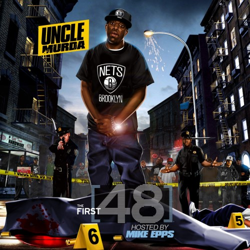 Uncle Murda - The First 48 (MIXTAPE REVIEW)