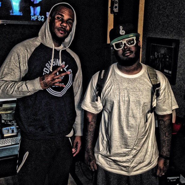 Game Already Starting His Sixth Album (Pic)